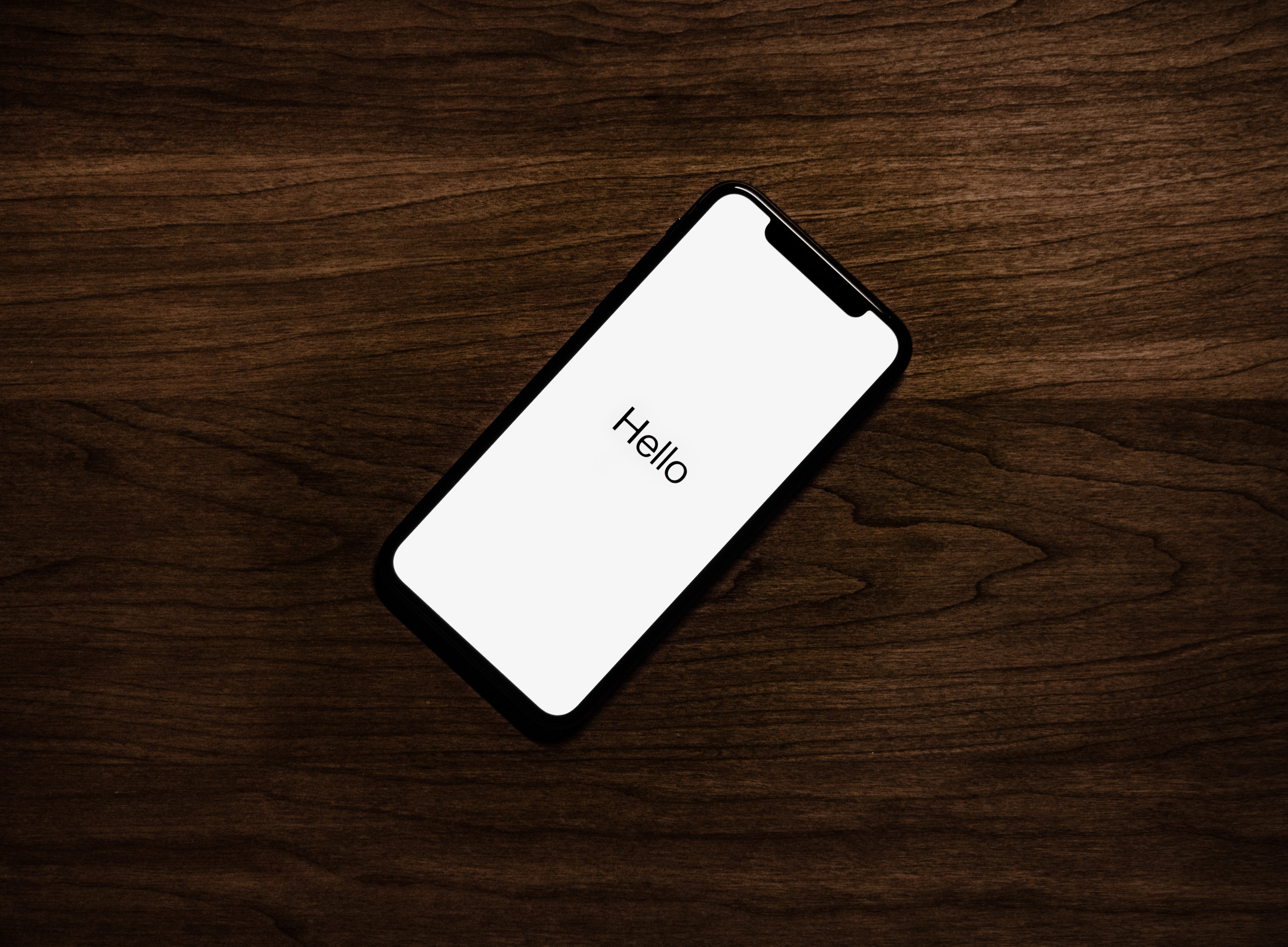 iPhone Daten Übertragung